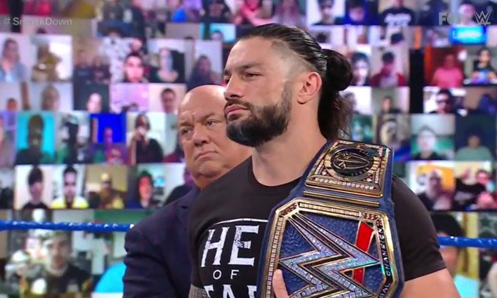 El oponente Roman Ruler de WWE Fastlane se burló de SmackDown el viernes por la noche