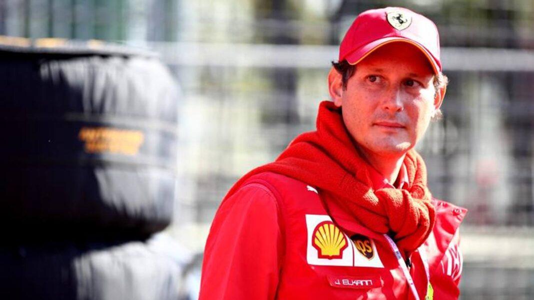 Elkann conoció al equipo Ferrari F1: 'Demuestre la voluntad de ganar hasta en los detalles'