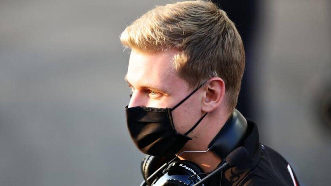 F1 Mick Schumacher,