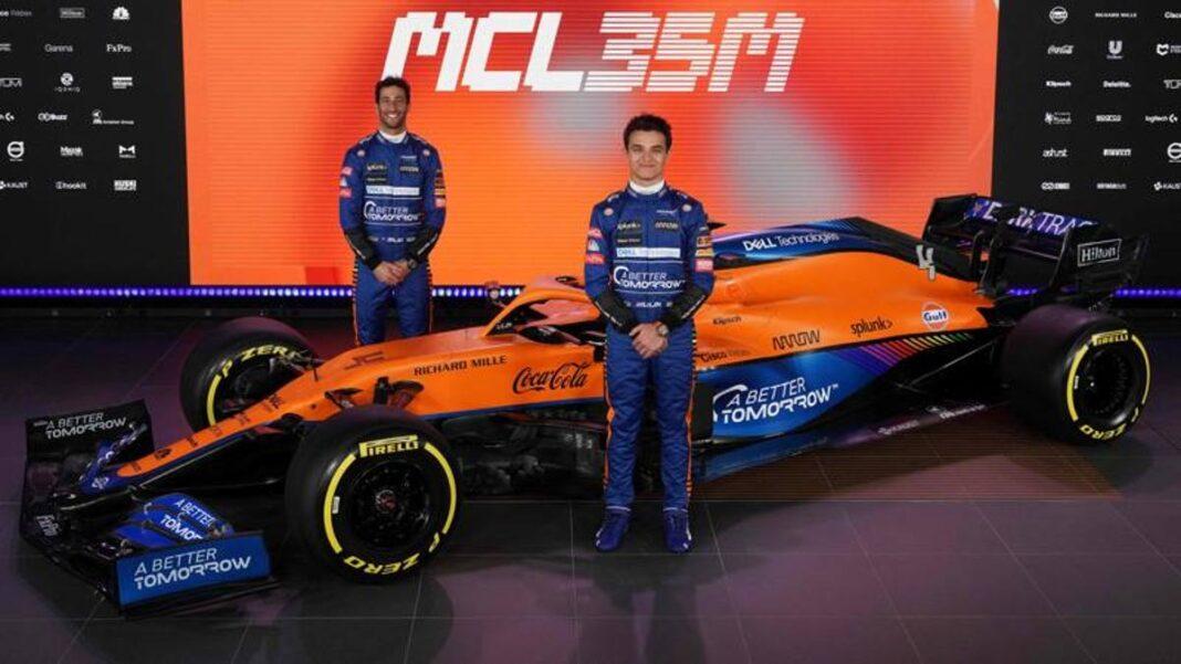 F1 Ricciardo, en McLaren porque el proyecto es sólido.  Norris, con Daniel nos esforzaremos