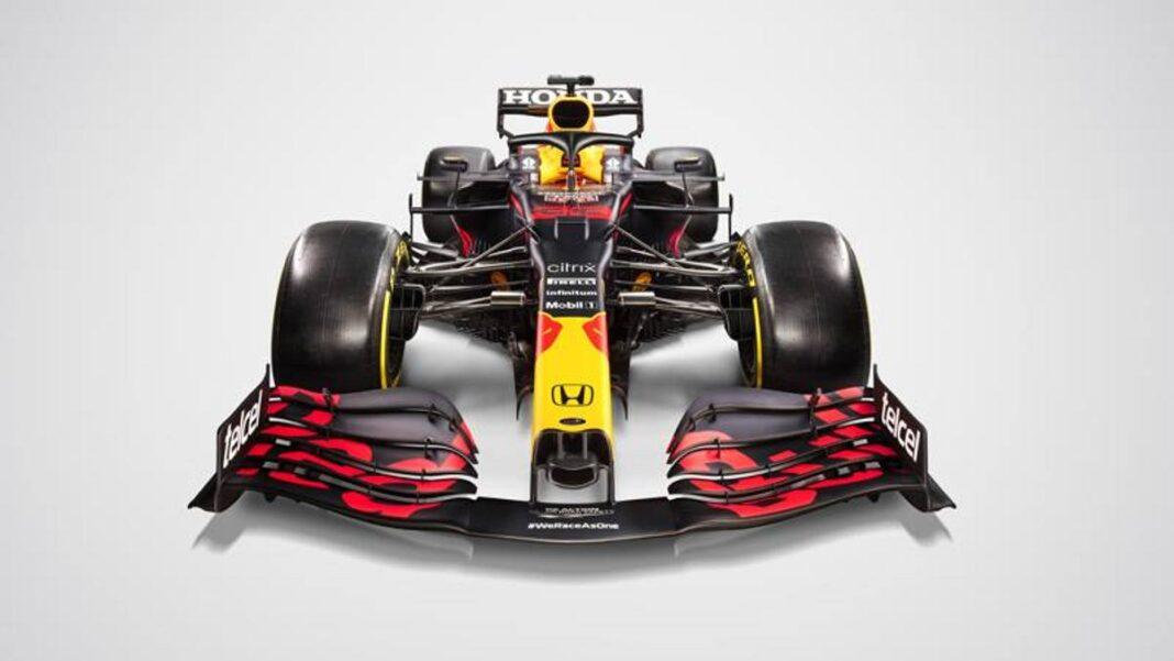 F1, aquí está el nuevo Red Bull para el Campeonato del Mundo 2021: el RB16B presentado