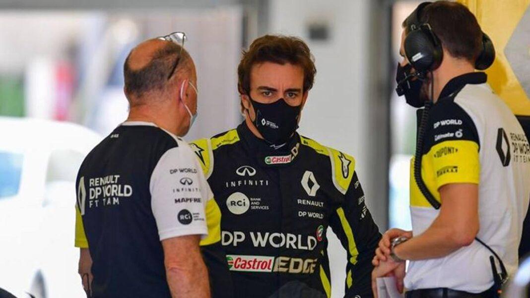 Fórmula 1: Alonso se salta la presentación virtual del nuevo Alpine