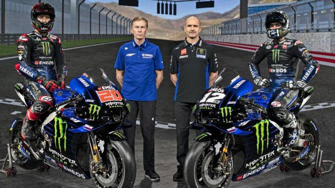 """Jarvis y Meregalli: """"Yamaha ha entendido la lección, no dejaremos piedra sin remover por el título"""""""