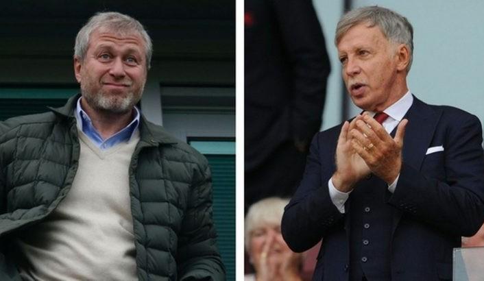 Los 10 propietarios de clubes más ricos del fútbol mundial, con los jefes de Chelsea y Arsenal