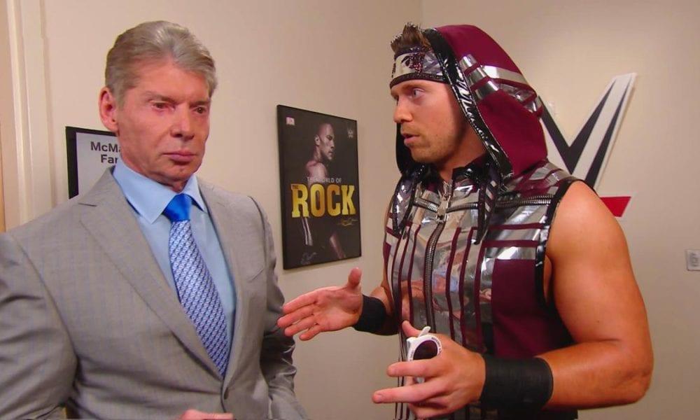 Miz habló sobre su relación con Vince McMahon y por qué inicialmente rechazó la invitación al reality show proporcionado por WWE.