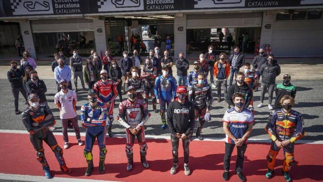 MotoGP, arranque mundial en Montmelò en memoria de Gresini