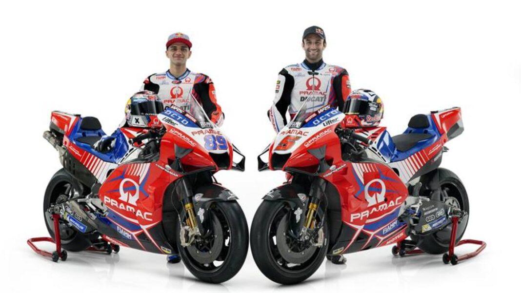 MotoGP, con Zarco y Martin la Ducati Pramac promete diversión