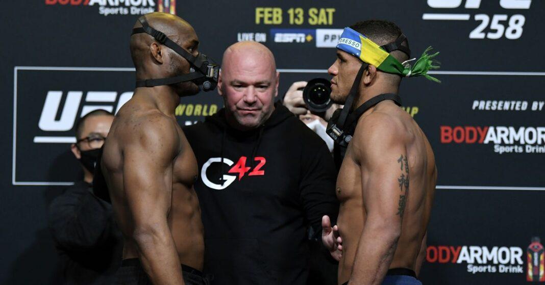 Resultado de UFC 258: Usman vs Burns