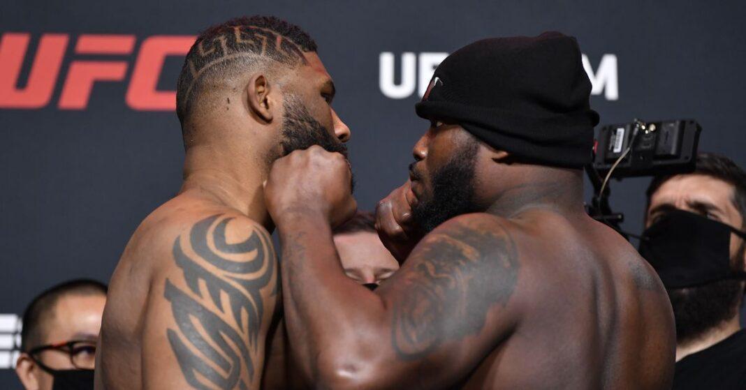 Resultado de UFC Las Vegas 19: Brades vs Lewis