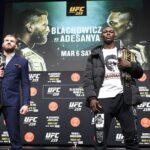 Double Up: Where will Jan Blachowicz vs. Israel Adesanya rank