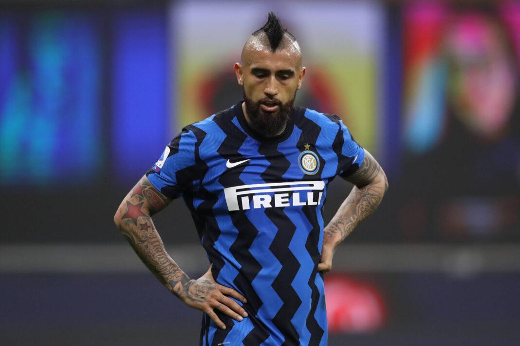 La potencia brasileña mira a Arturo Vidal del Inter de Milán