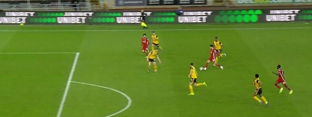 ¿Fue evitable la lesión de Rui Patricio?  Mo Salah del Liverpool estaba fuera de juego pero la bandera se mantuvo baja