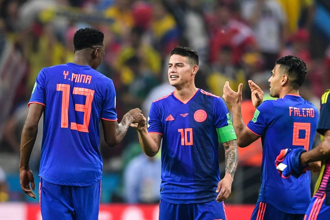 Video: Colombia pide a las estrellas del Everton que revelen los nuevos uniformes de la selección nacional antes de la Copa América