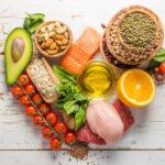 Alimentos que protegen del riesgo cardiovascular
