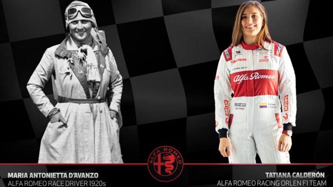 Conductoras y Alfa Romeo: una historia de heroínas, velocidad e igualdad de género