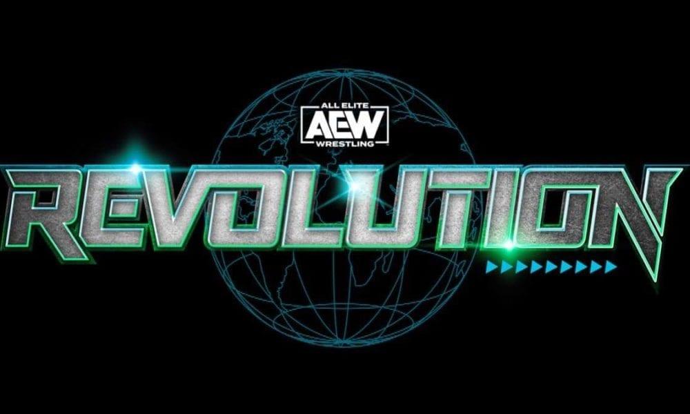 Cuotas de apuestas anticipadas para los mejores juegos de AEW Revolution lanzadas