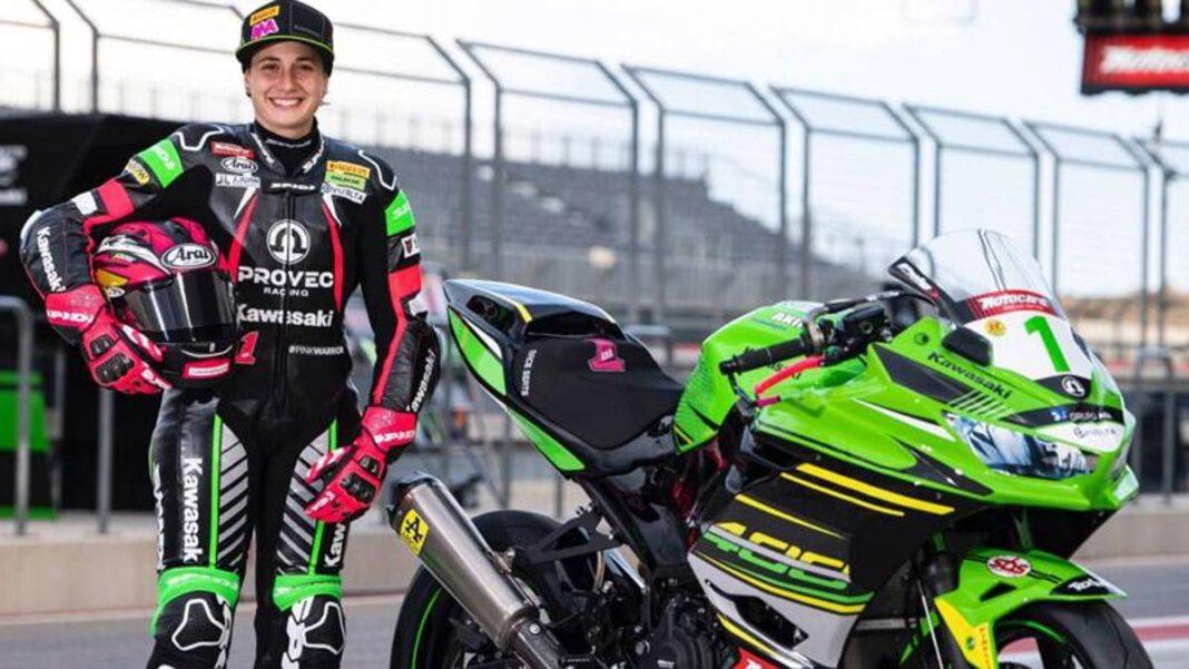 De Poengsen a Ana Carrasco: el duro camino de la mujer en moto