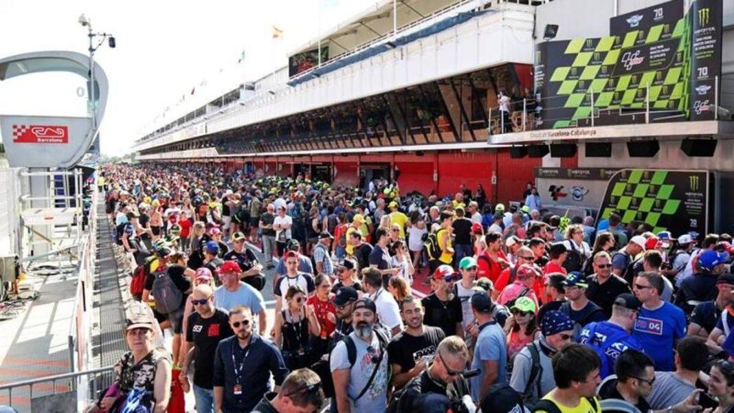 De la F1 a MotoGP, Montmelò está abierto a los aficionados: un ordenador crea la 'burbuja'
