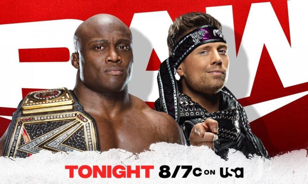El Campeonato de la WWE entre Bobby Lashley y The Miz aparecerá en
