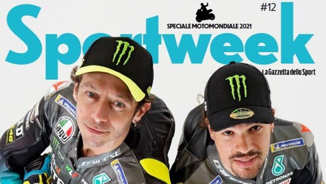 En Sportweek con Vale & Amp; Franco para descubrir el Campeonato del Mundo.  Y luego Kumbulla y ...