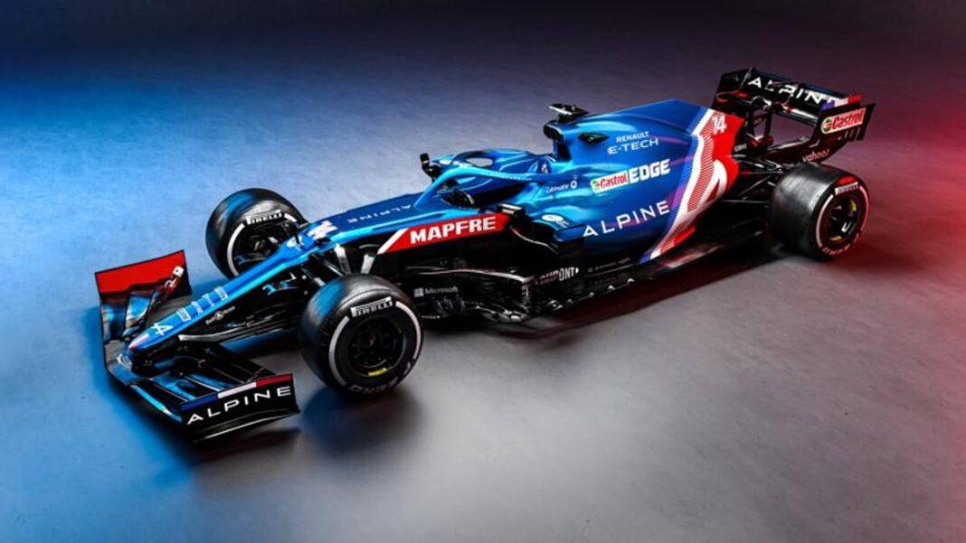 F1 Aquí está el Alpine de Davide Brivio: