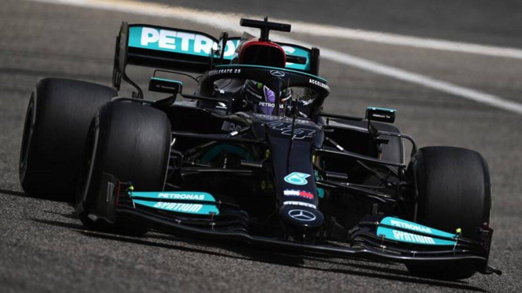 F.1, Bahréin: Mercedes en dificultad amenazado por Verstappen