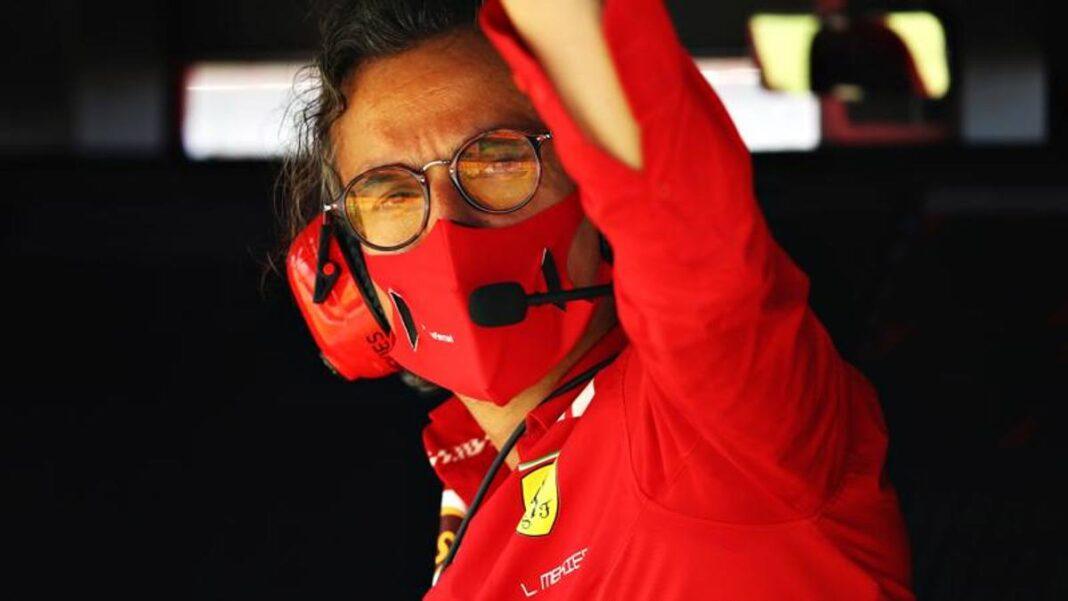 F1, Laurent Mekies a los fanáticos: 'Ferrari quiere una recuperación en 2021 para el punto de inflexión en 2022'