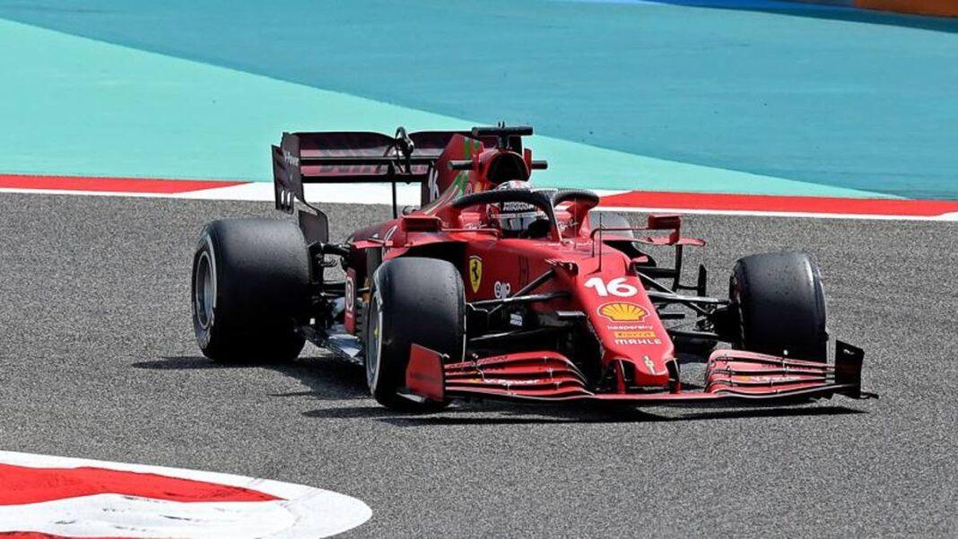 F1, Leclerc y Ferrari optimismo: 'Sainz y yo compactamos para el equipo'