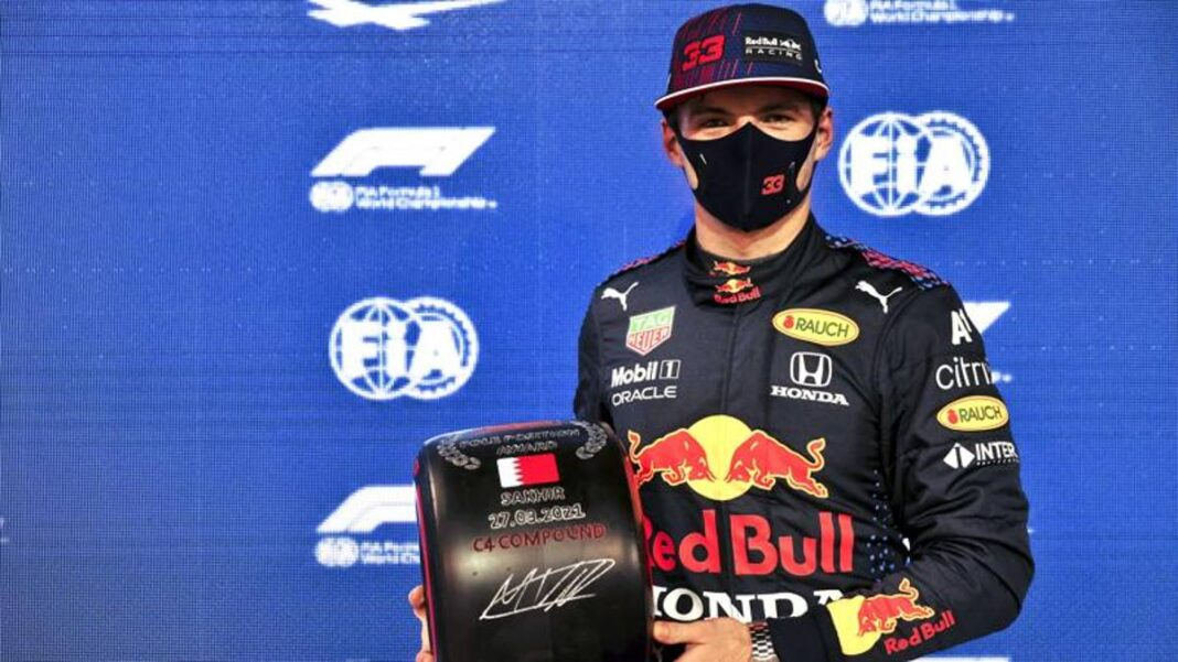 F1, Verstappen: 'Excelente Red Bull, cuidado con la salida'.  Hamilton: 'Lo mejor que podría ser'