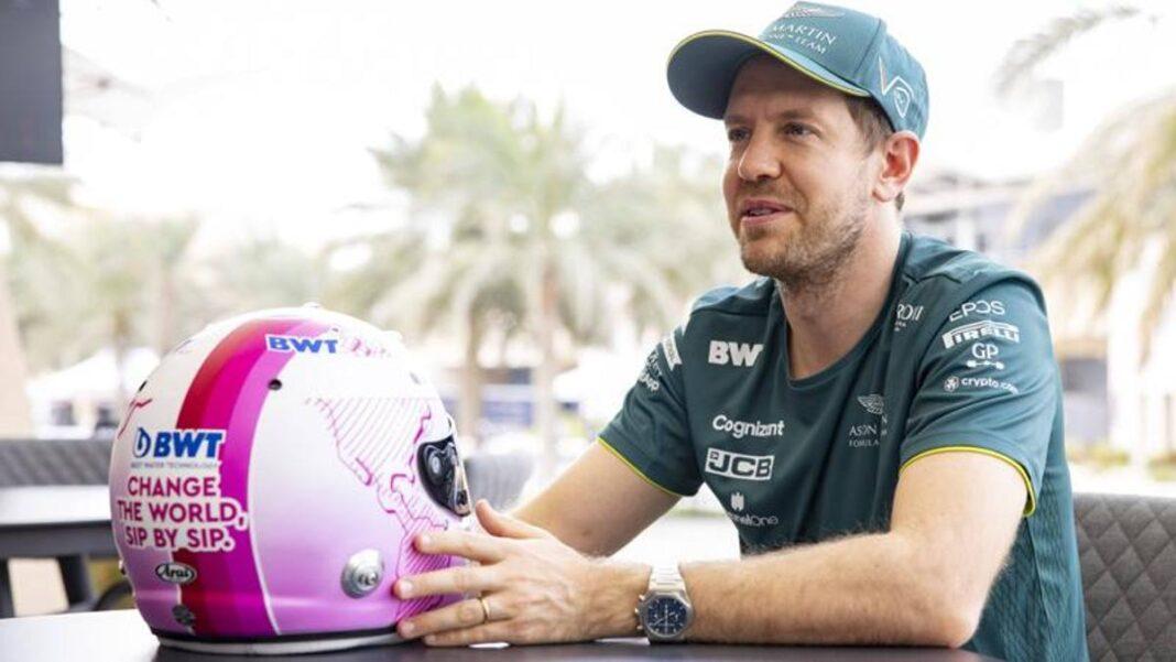 F1, ecologista de Vettel como Hamilton: acuerdo con Bwt para detener el plástico
