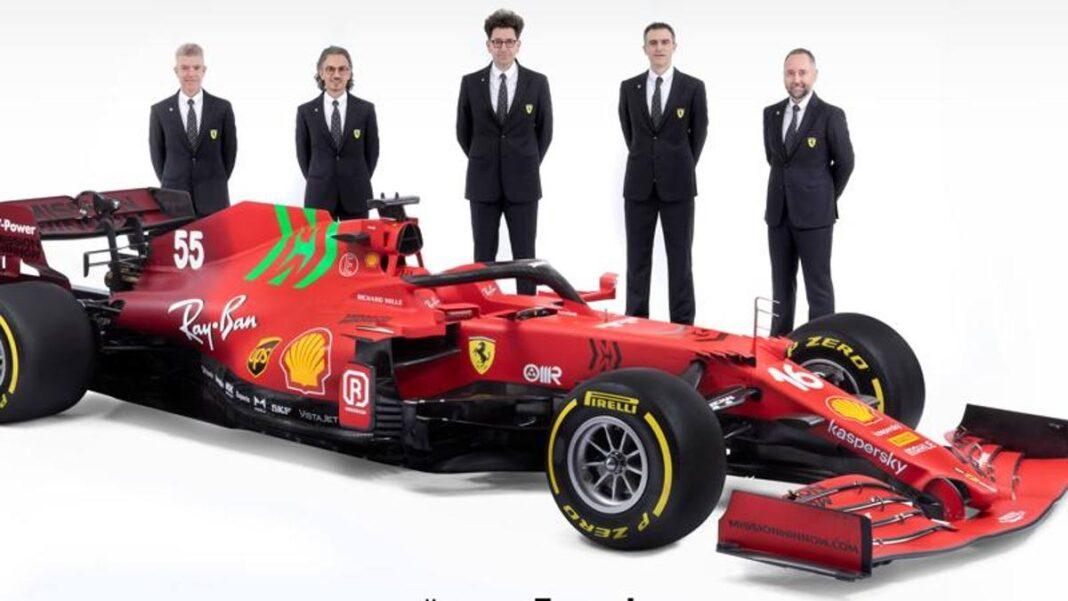 F1, nuevo Ferrari SF21: el espíritu de Enzo en palabras de Elkann