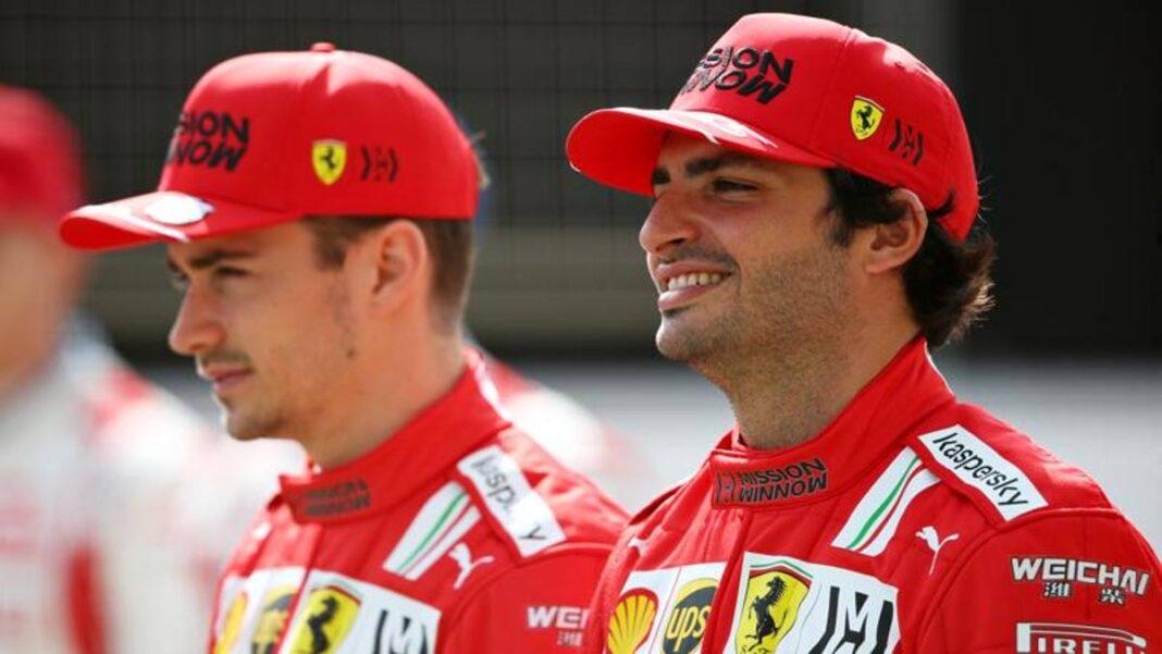 Ferrari, Leclerc-Sainz ya en sintonía: por eso el equipo rojo puede ganar