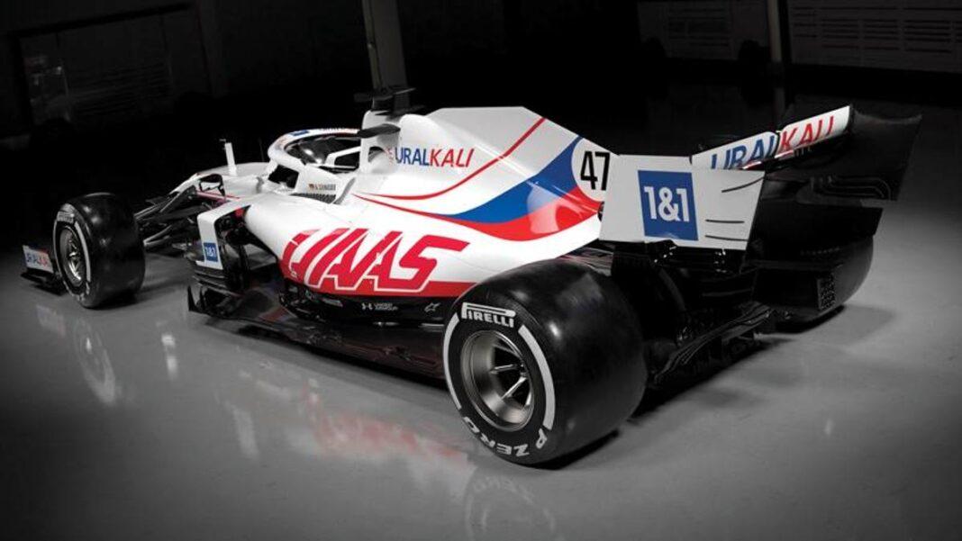 Haas, Wada investiga al equipo de F1 por los colores