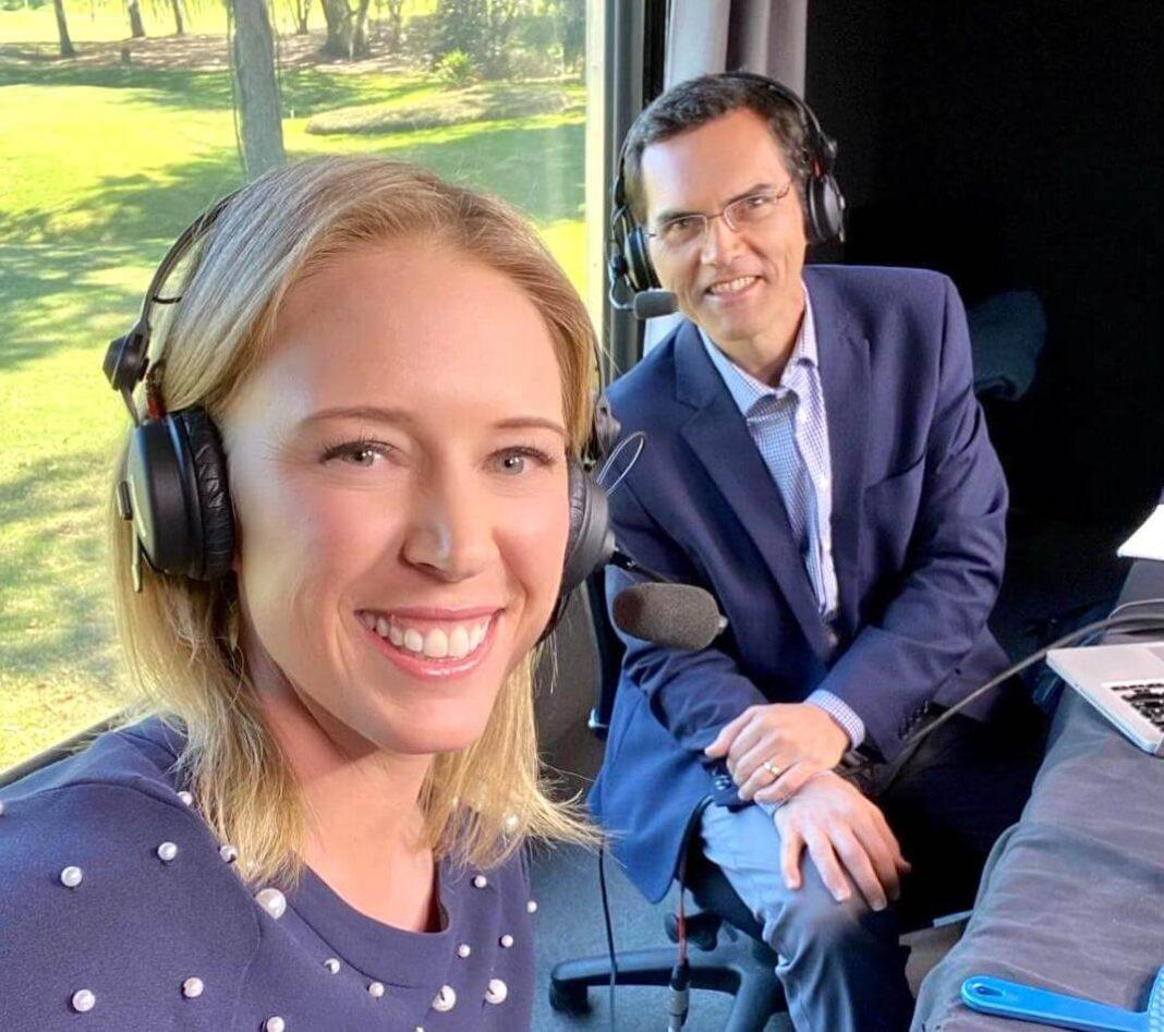 Impresionante debut de Morgan Pressel |  Puesto de golf global