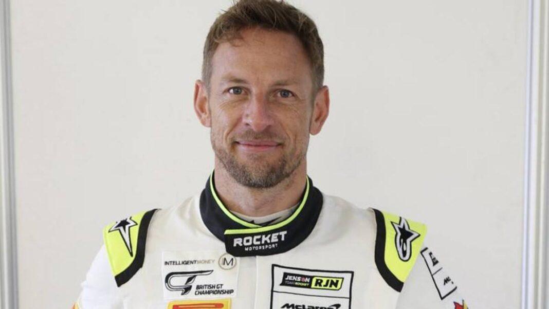 Jenson Button, de campeón de F1 a carrocero y piloto de pruebas