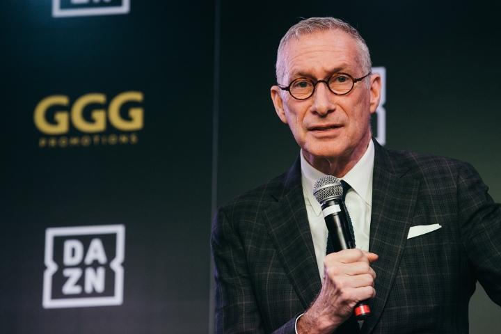 Kevin Mayer nombrado presidente de la junta directiva de DAZN Group, Skipper dimite