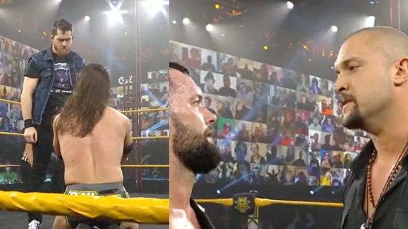 Kyle O'Reilly regresa para vengar a Adam Cole, Karrion Kross y el campeón de WWE NXT Finn Balor