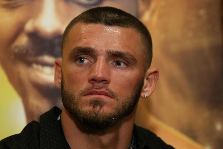 La pelea por el título de peso semipesado de la OMB Smith-Vlasov se reprogramará para el 10 de abril en ESPN