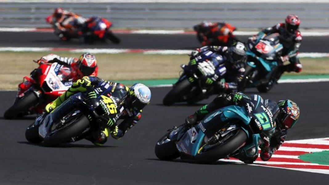 La temporada 2021 de MotoGP en Dazn con Melandri & amp;  co.