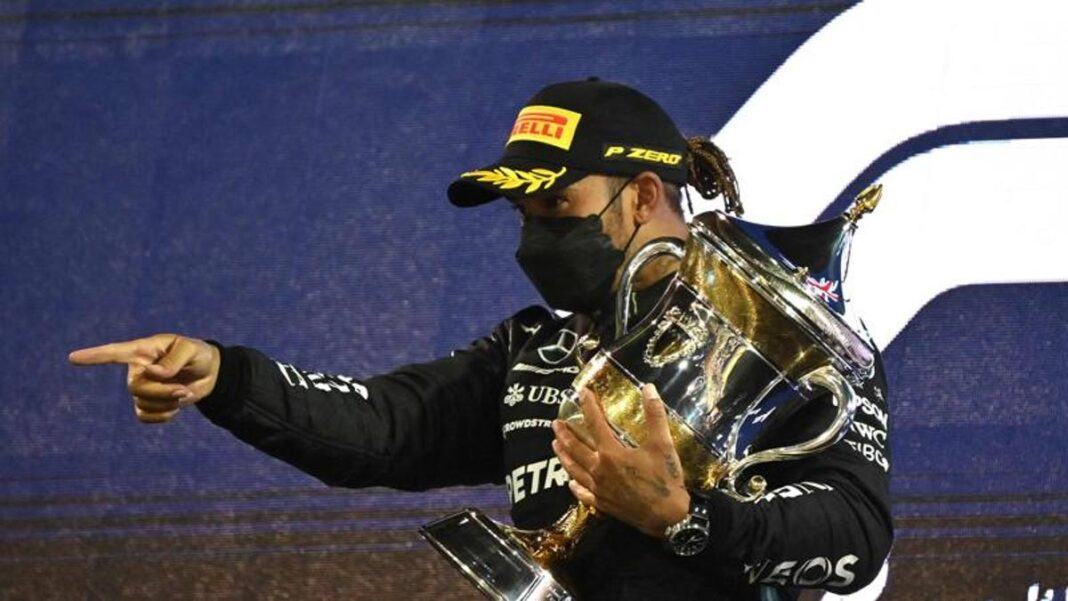 Las boletas de calificaciones de Bahrein: ¡corazón y talento de Hamilton, 10!  Vettel, es un comienzo de pesadilla: 4