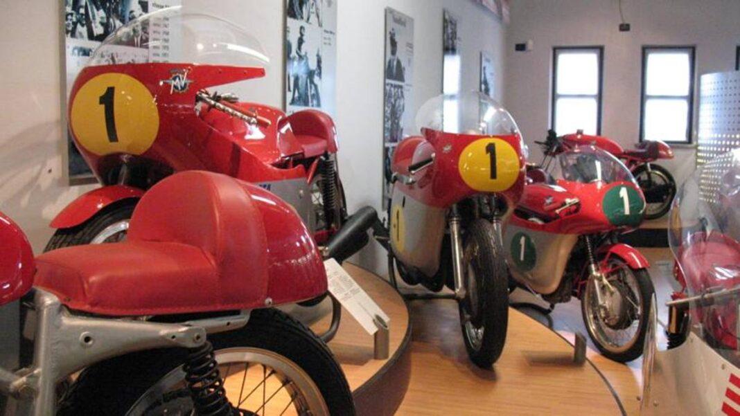 MV Agusta, el museo de la leyenda está abierto en línea