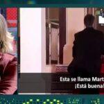 Miriam Díaz-Aroca se pronuncia sobre los comentarios machistas hacia Marta