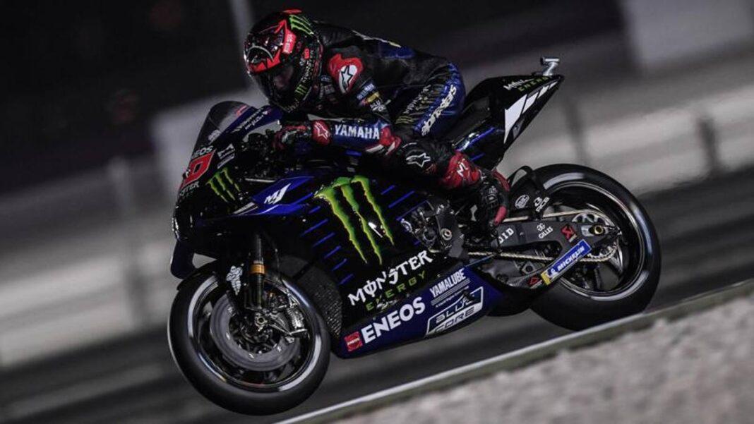 MotoGP 2021, Quartararo: