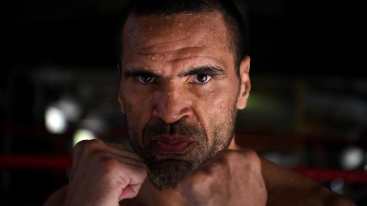 Mundine: No soy el luchador que era hace cinco o diez años, pero he logrado mucho en mi vida