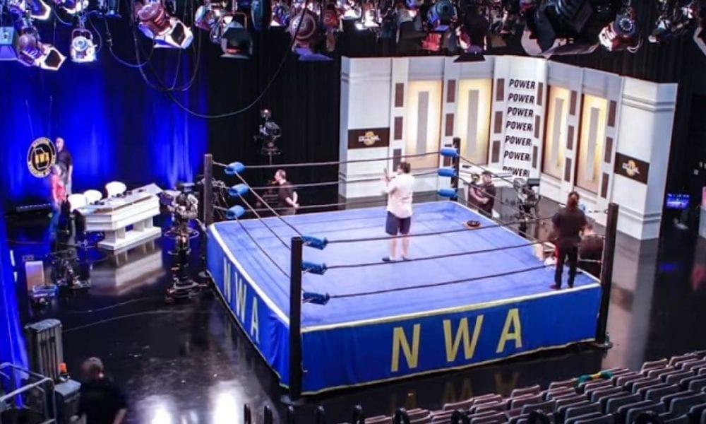 NWA llevará a cabo una grabación de televisión el próximo mes