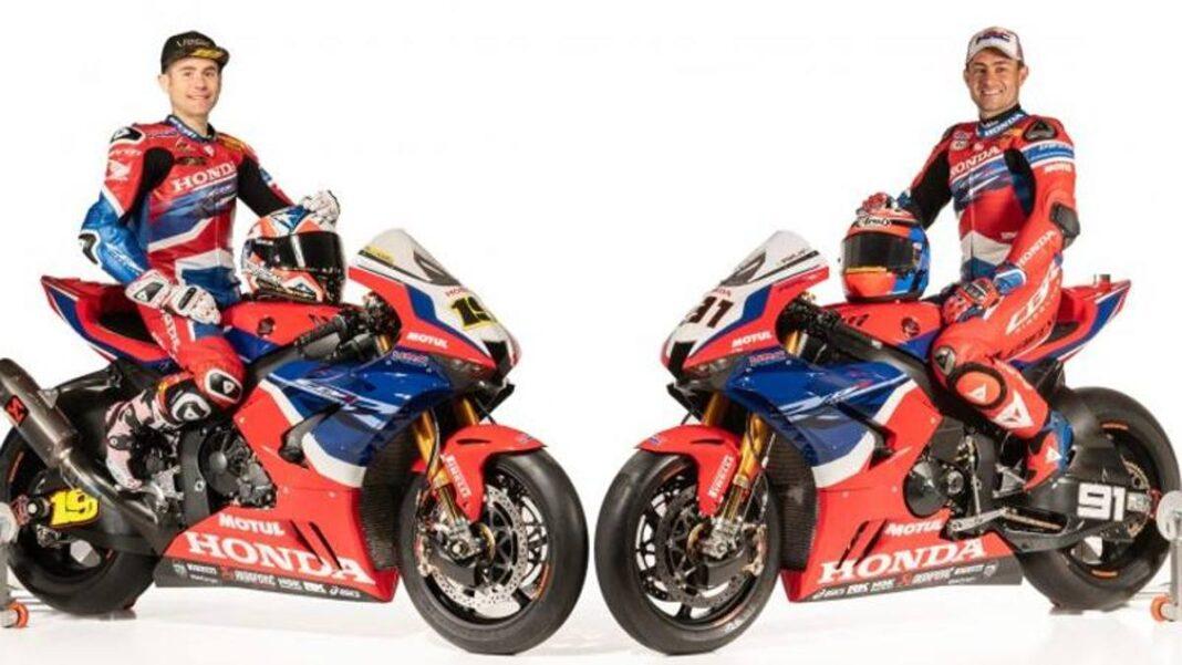 Presentada la nueva Honda de Bautista y Haslam