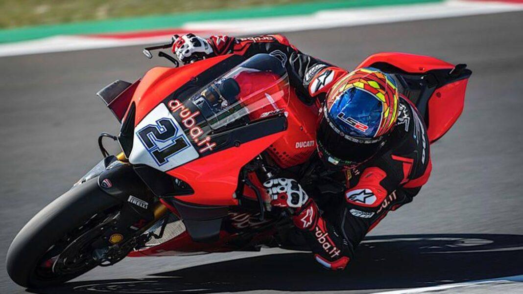 Prueba de Misano: Rinaldi cierra las dos jornadas al mando, seguido de los Yamahas