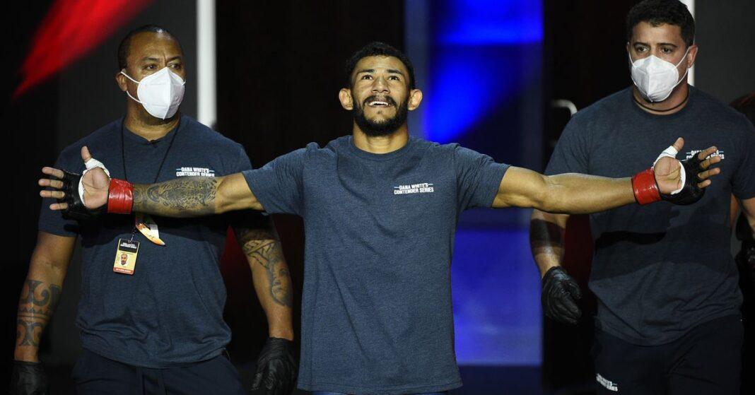 Rafael Alves se volvió ligero tras perder peso