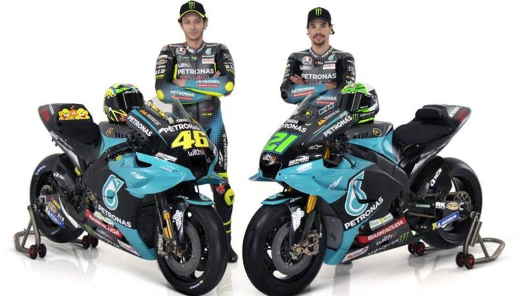 Rossi-Morbidelli, cada uno en su propio camino.  Pero no separados en la casa