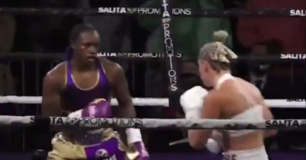 Selección de videos de Claressa Shields vs.Marie-Eve Dicaire